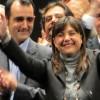 Debora Serracchiani è la nuova Presidente della regione Friuli Venezia Giulia.