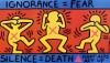 Keith Haring: fumetti e lotta contro l'AIDS