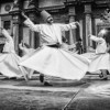 I dervisci rotanti: meditanti in movimento