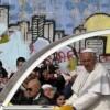 Discorso del Santo Padre alla popolazione di Scampia