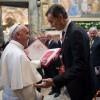 Papa Francesco riceve dall'Europa il Premio Carlo Magno