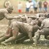 Dietro gli sport di contatto il pericolo delle malattie cerebrali.