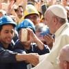Discorso di Papa Francesco ai sindacati