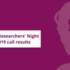 European Researchers 'Night