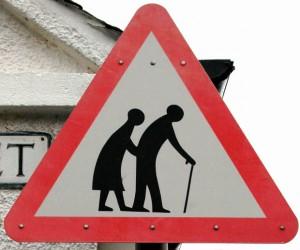 cartello anziani