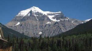002 - Mt Robson