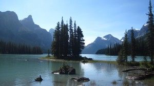 003 - Maligne Lake