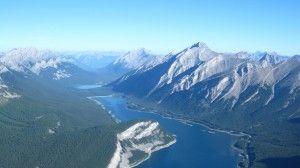 006 - Giro in elicottero a Banff