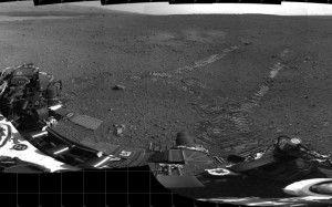 Curiosity scopre su Marte il letto di un antico fiume