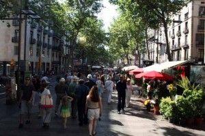 Barcellona-ramblas