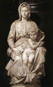 Bruges Madonna con Bambino