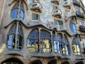 Casa Batlò Antoni Gaudi