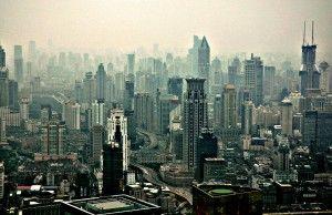 Shanghai_Skyscape
