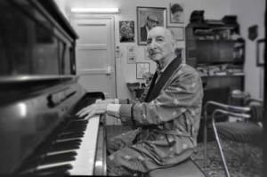 Il compositore Sebastian Piana.