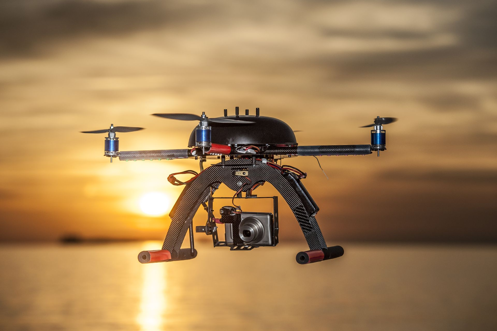 drone per riprese 3