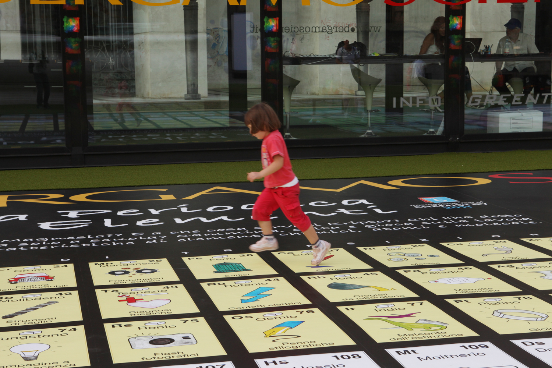 Bambini a BergamoScienza