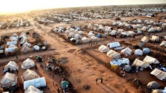 campo UNHCR