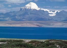 kailash +lago
