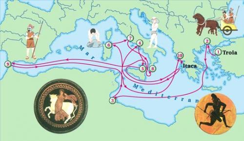 odissea-itinerario