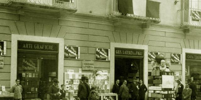 Casa Editrice Laterza.