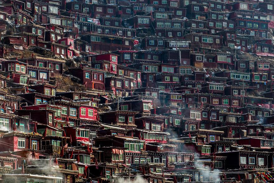 le case dei monaci