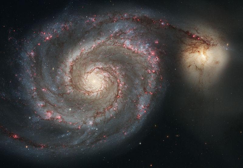 Galassia Vortice