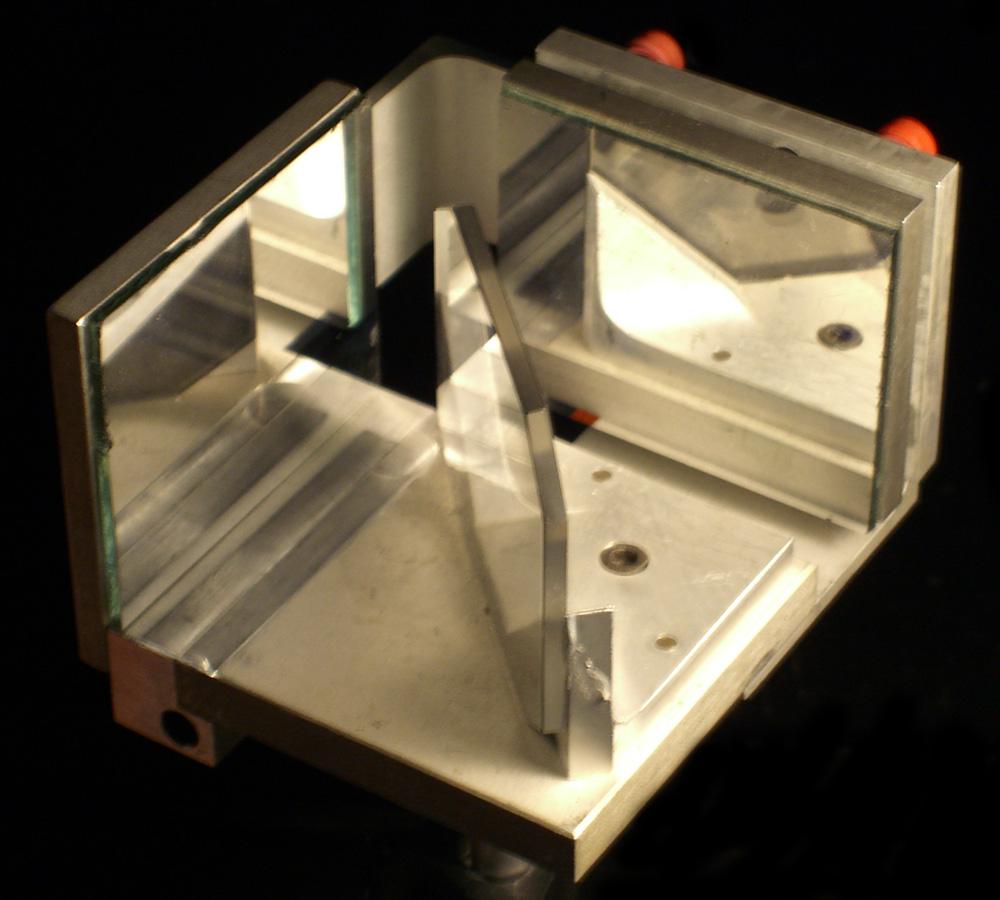 Interferometro di Michelson.