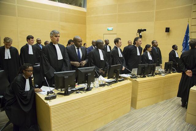 Jean-Pierre Bemba Gombo_Corte internazionale