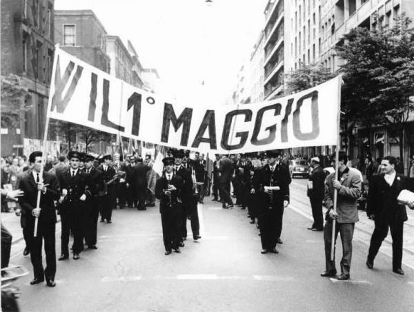 Primo_maggio_Italia _1950