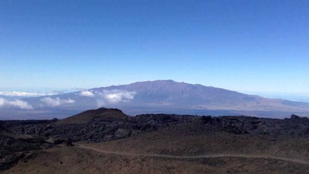 Mauna Loa alle Hawaii