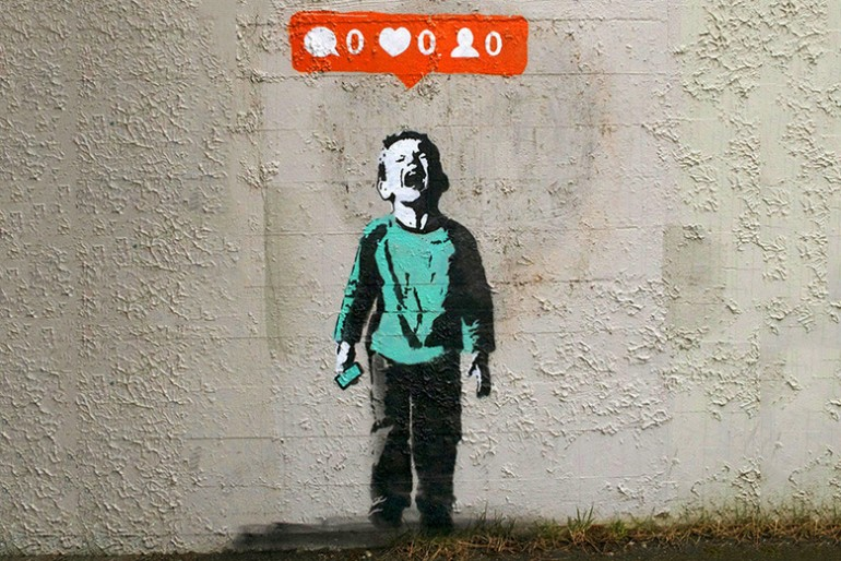 social-media street