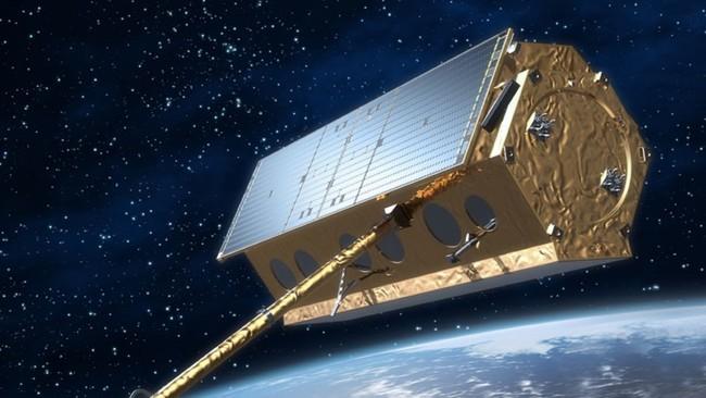 Satellite Paz.