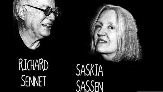 Richard Sennett e Saskia Sassen