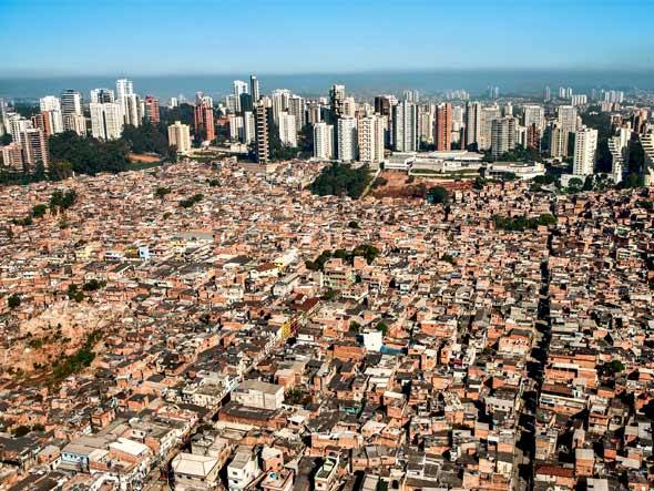 favela São-Paulo
