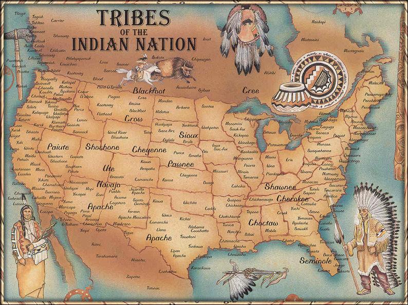 popoli nativi americani