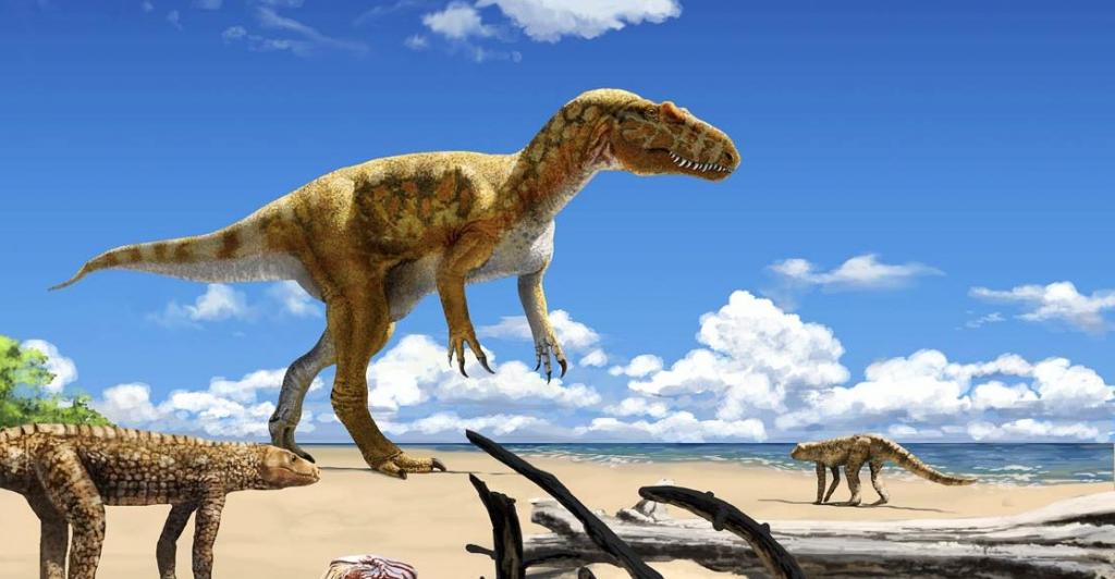 Dinosauro Lombardia